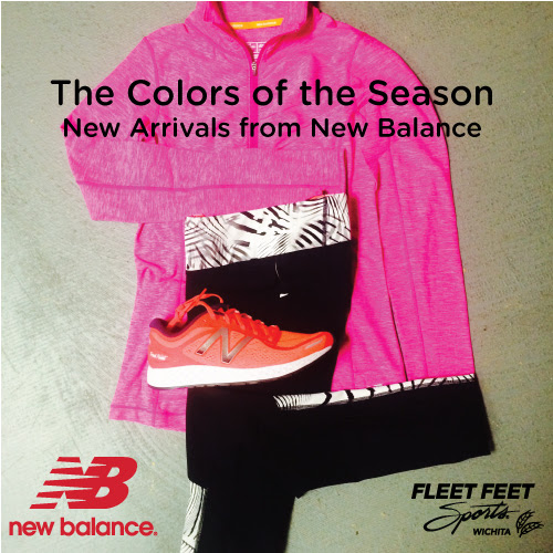 ecf7787beb Check out our newest arrivals from New Balance apparel. We love the fresh  colors and animal inspired prints.