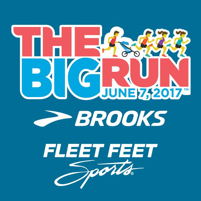 5206e56a2db The Big Run - Fleet Feet Wichita